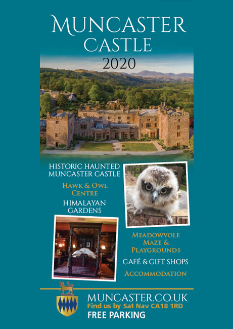 Muncaster Castle & Gardens Leaflet