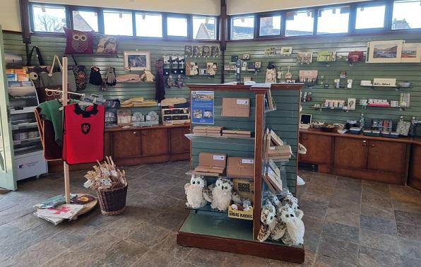 bird box gift shop muncaster