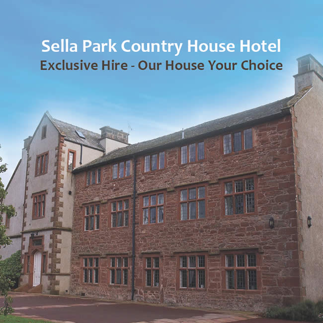 Sella Park Exclusive Hire Brochure