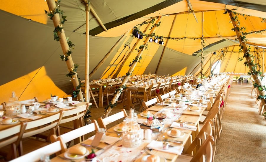 Marquees, Outside Structures and Suppliers