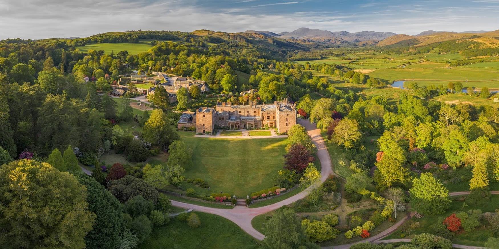 Muncaster Castle & Gardens