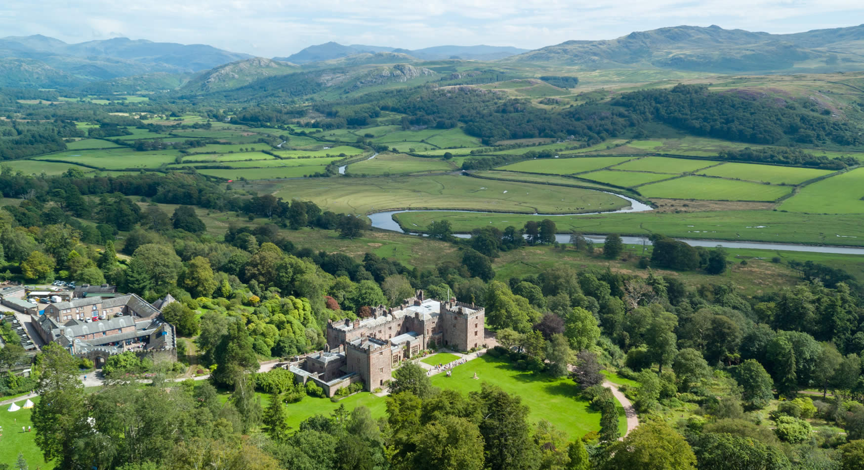 Plan your visit to Muncaster Castle