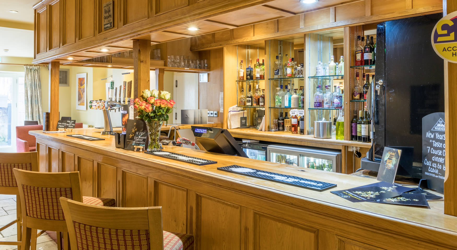 Pennington Hotel Bar
