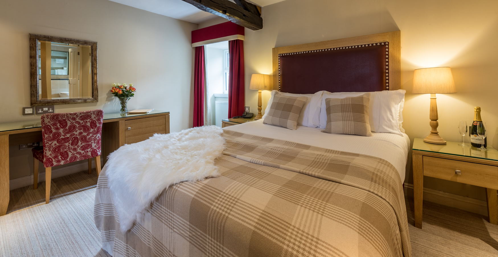 Pennington Hotel Double Room