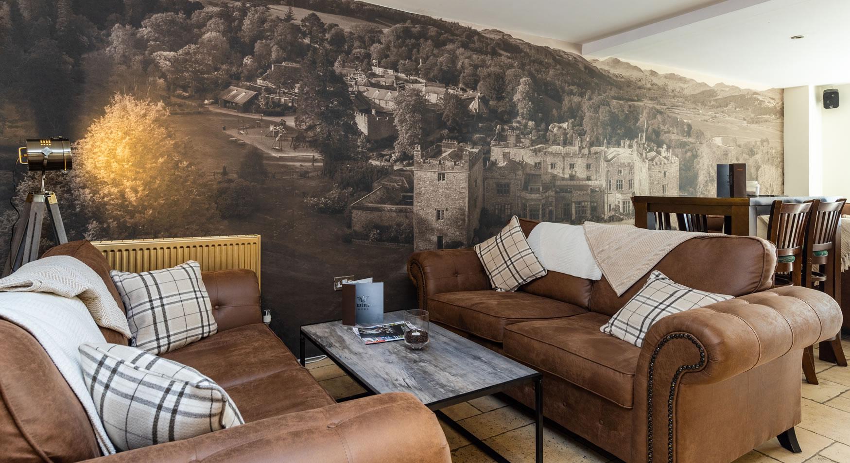 Pennington Hotel Lounge