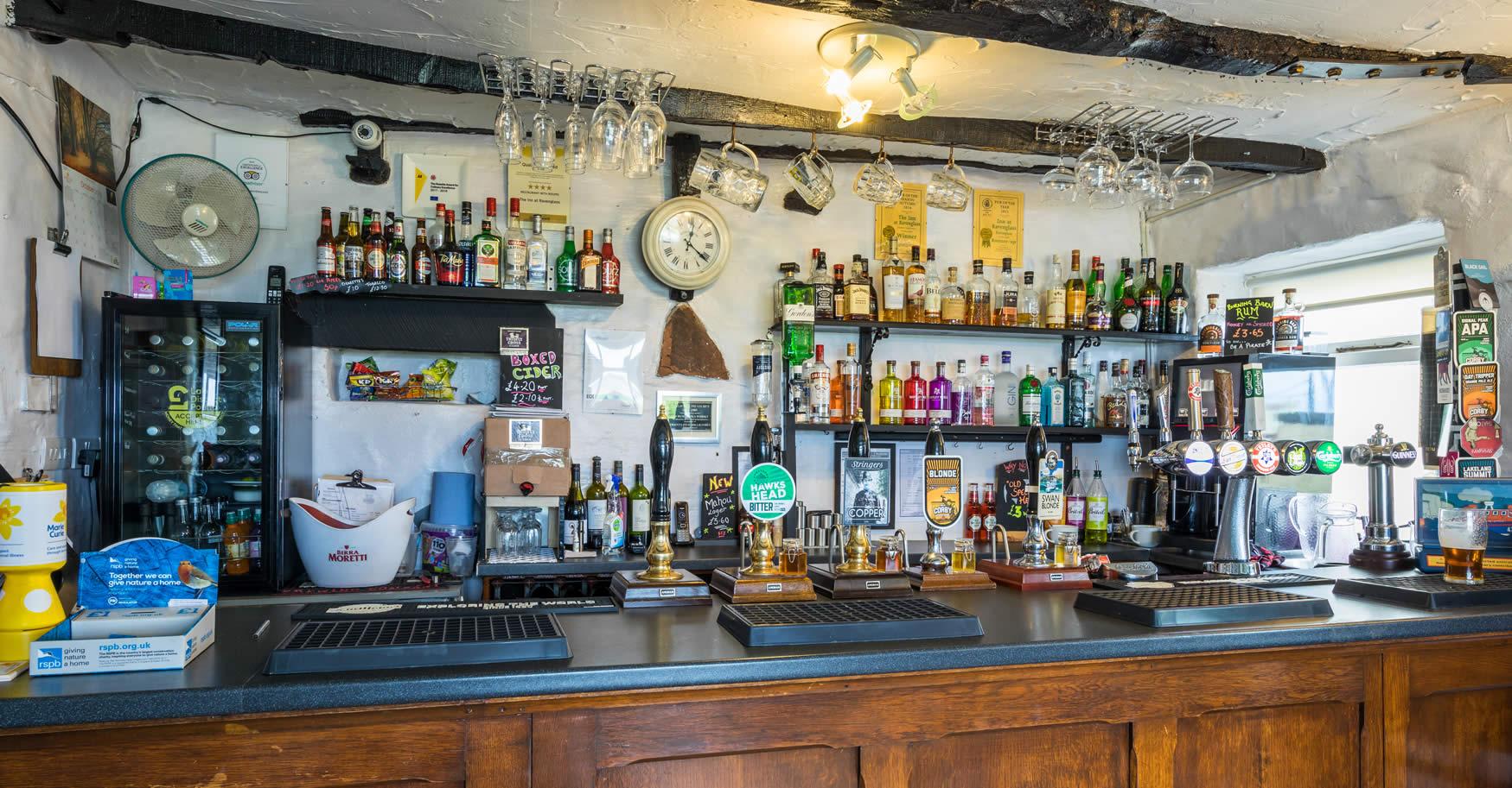 The Inn at Ravengalss Bar