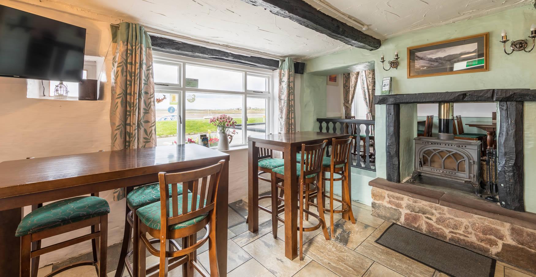 The Inn at Ravengalss en-suite