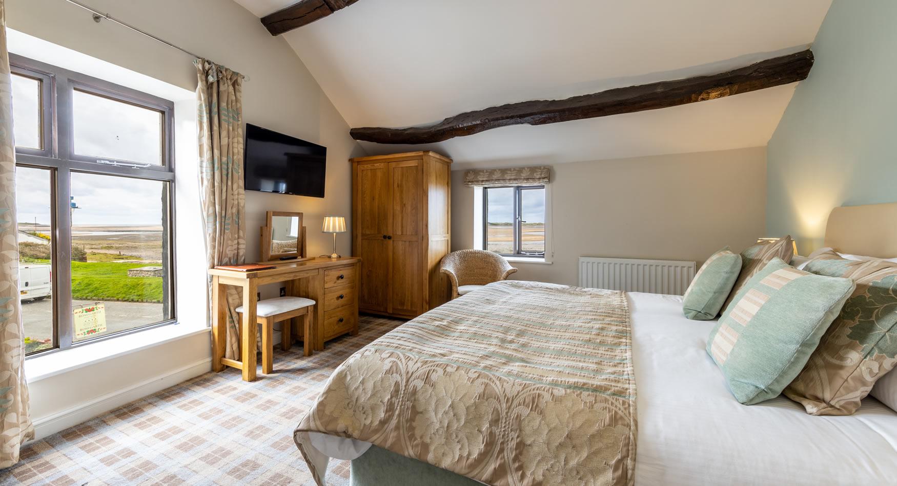 The Inn at Ravengalss Double Room