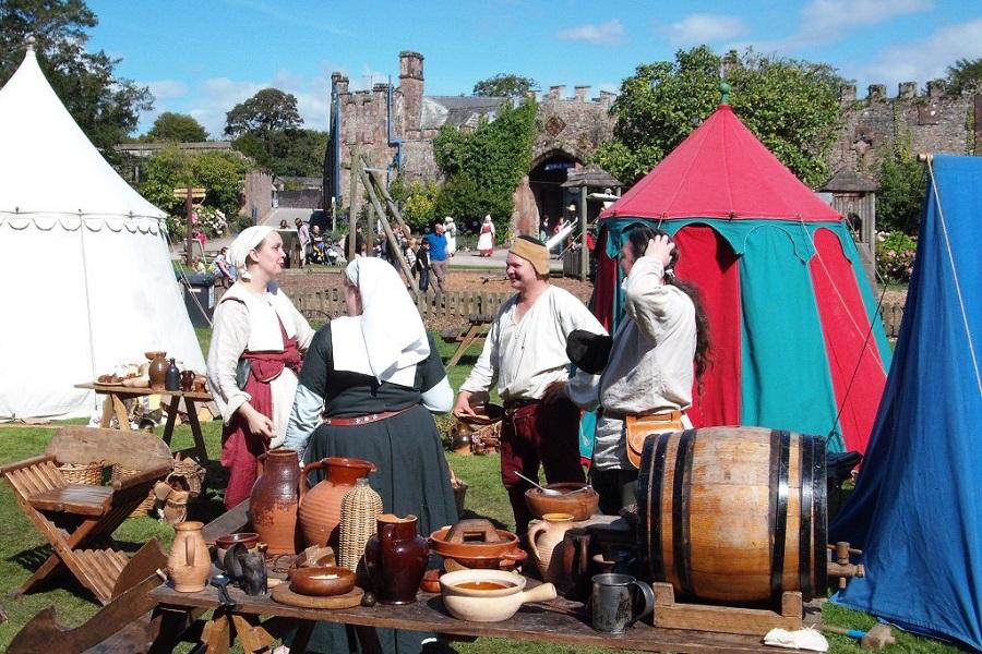Medieval Muncaster (29th – 31st August)