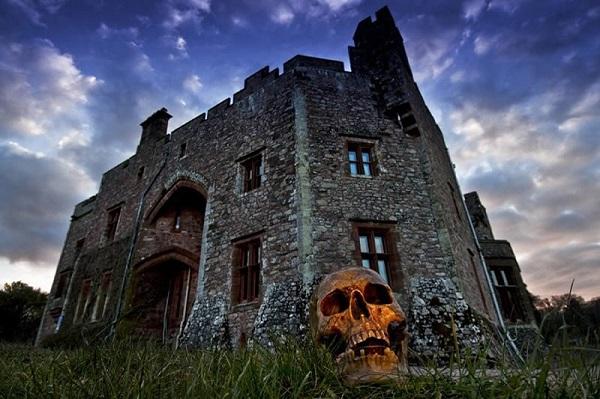 halloween educational visits