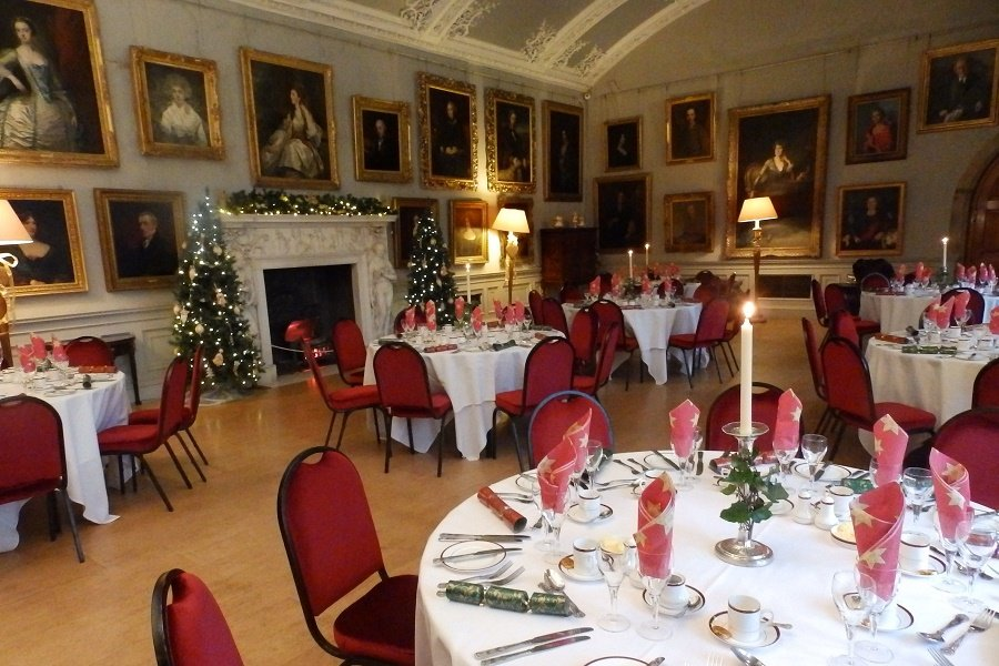 Christmas Tea in the Castle December 2019